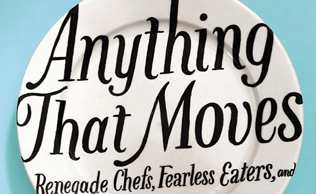 Anything that Moves Book Review