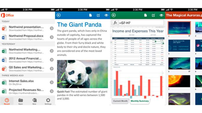 Microsoft Confirms Office for iPad
